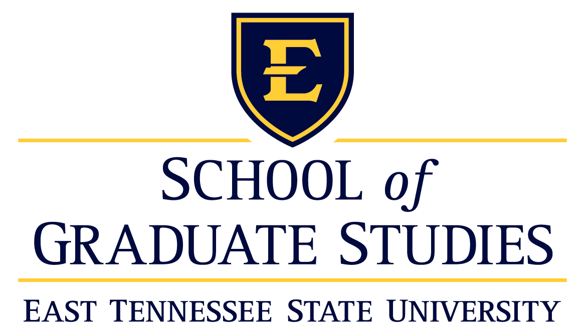 East Tennessee School of Graduate Studies logo